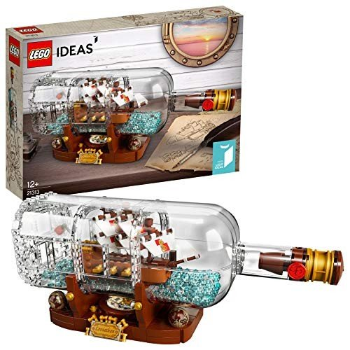 レゴ(LEGO) アイデア シップ・イン・ボトル 21313 新品