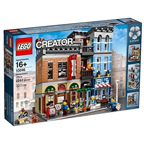 レゴ クリエーター 10246 探偵事務所 / LEGO Creator Detective's Office 新品
