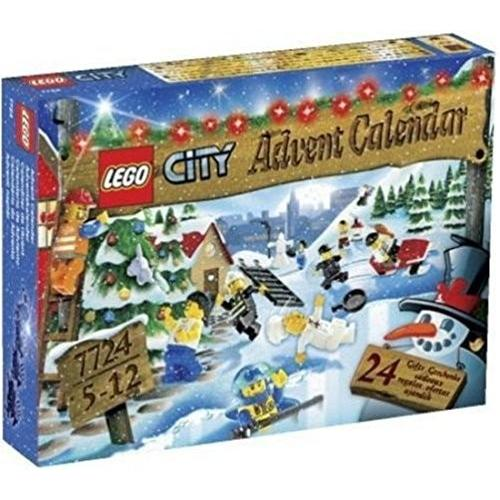 レゴ (LEGO) シティ アドベントカレンダー 7724 新品
