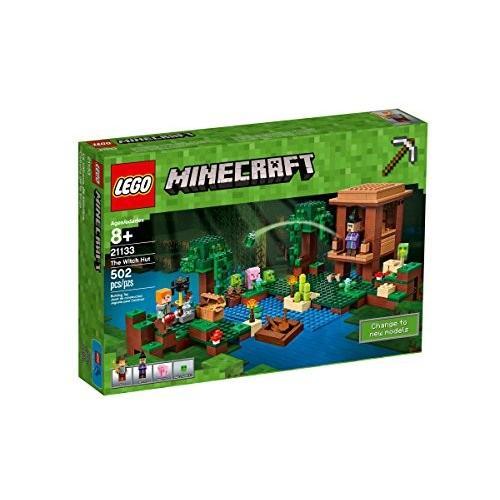 レゴ(LEGO) マインクラフト ウィッチの小屋 21133 新品