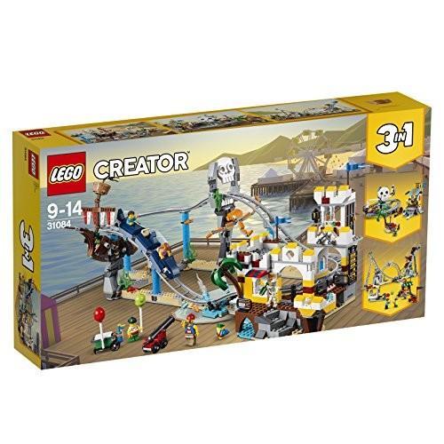 レゴ(LEGO)クリエイター ローラーコースター 31084 新品