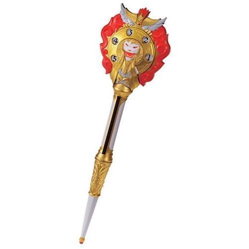 魔法戦隊マジレンジャー 魔法聖杖ダイヤルロッド 新品