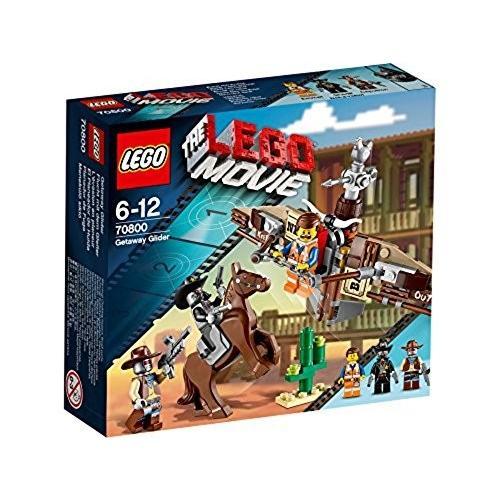 レゴ (LEGO) ムービー ゲッタウェイ・グライダー 70800 新品