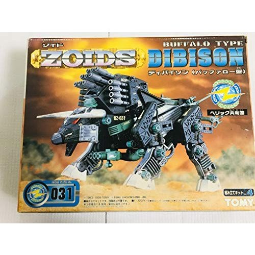 ZOIDS 031 ディバイソン 新品