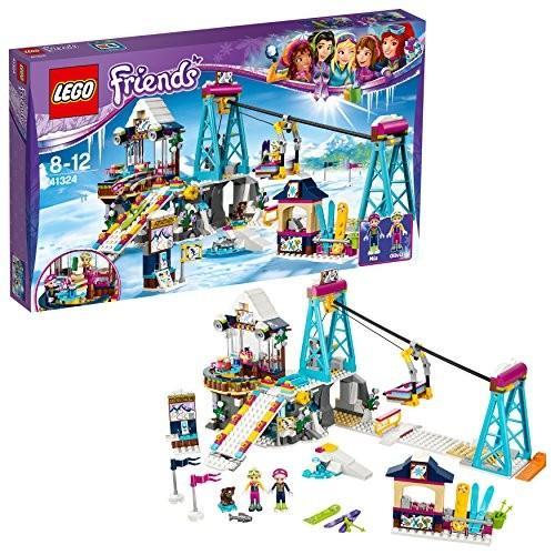 レゴ(LEGO)フレンズ ハートレイク キラキラスキーリゾート 41324 新品