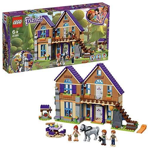レゴ(LEGO) フレンズ ミアのどうぶつなかよしハウス 41369 新品