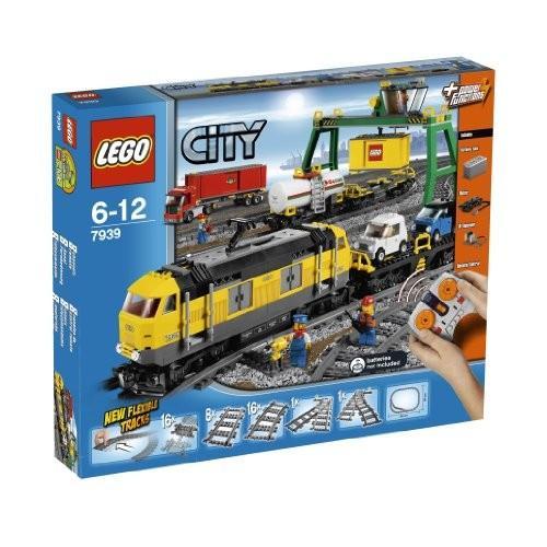 レゴ (LEGO) シティ トレイン 新カーゴ・トレイン 7939 新品