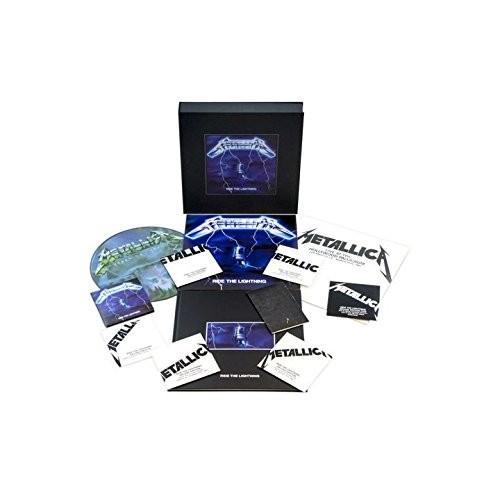 ライド·ザ·ライトニング - リマスター·デラックス·ボックス·セット(生産限定盤)(6CD+4アナログ+1DVD)