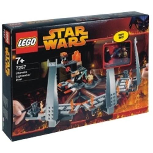 レゴ (LEGO) スター・ウォーズ 最後のライトセーバーバトル 7257 新品