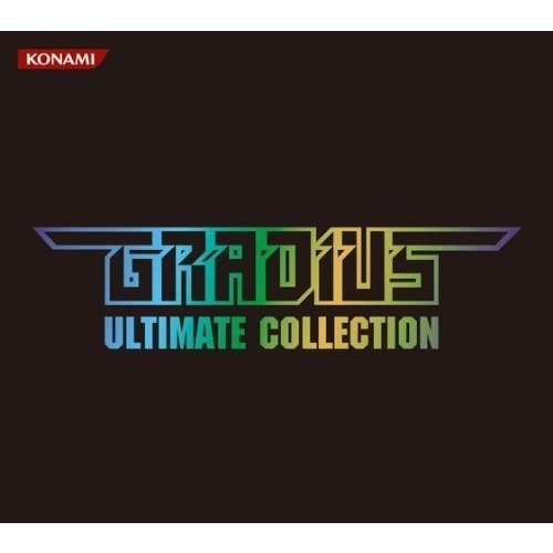 GRADIUS ULTIMATE COLLECTION