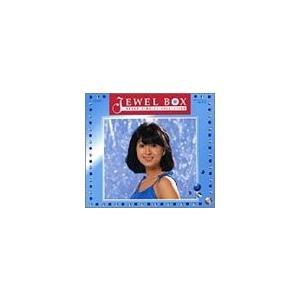河合奈保子 BOX シングル·コレクション Jewel Box·Naoko Singles Collection 綺麗 良い 中古