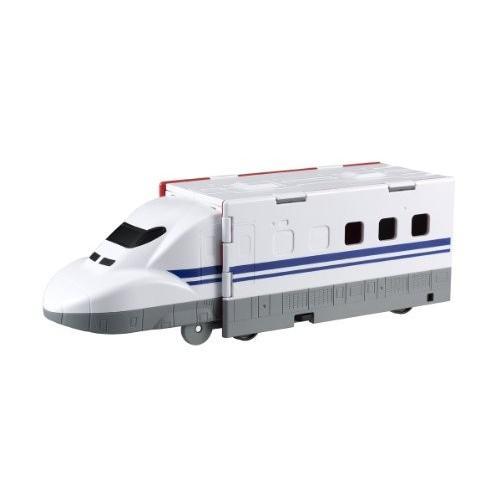 VooV(ブーブ) VB02 2台で飛び出す!!いすゞギガキャリアカー~700系新幹線のぞみ 新品