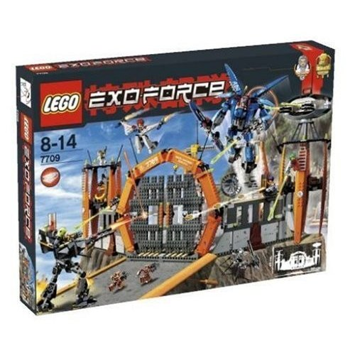 レゴ (LEGO) エクソ・フォース センタイの砦 7709 新品