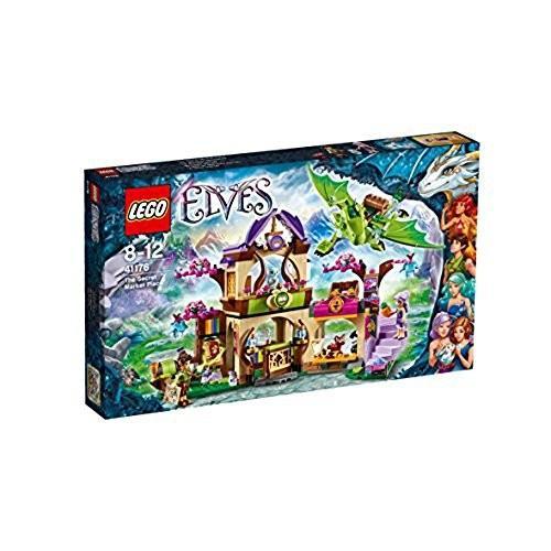 レゴ (LEGO) エルフ 秘密のマーケット 41176 新品