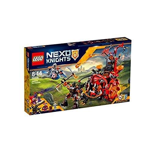 レゴ (LEGO) ネックスナイツ ジェストロのマグマ戦車 70316 新品