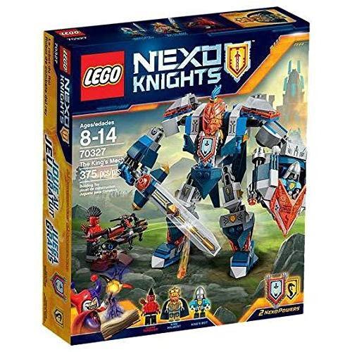 レゴ (LEGO) ネックスナイツ ハルバート王のバトルメカ 70327 新品