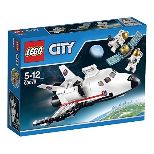 レゴ (LEGO) シティ スペースシャトル 60078 新品