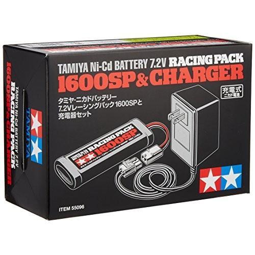 タミヤ 7.2Vレーシングパック1600SPと充電器セット 55096 新品
