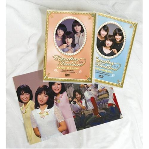 キャンディーズ·トレジャー (DVD)