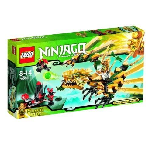 レゴ (LEGO) ニンジャゴー 黄金ドラゴン 70503 新品