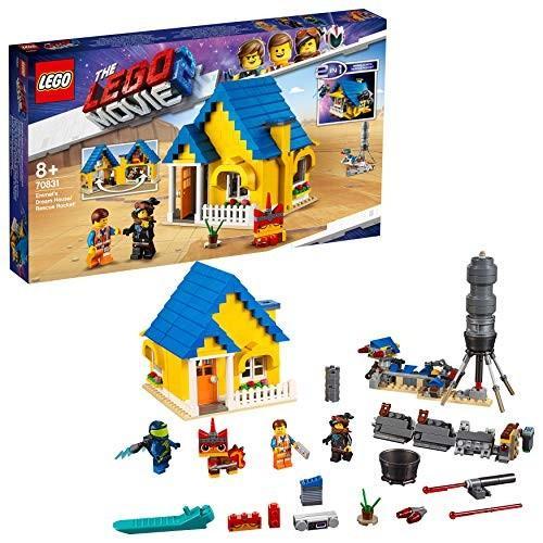 レゴ(LEGO) レゴムービー エメットのドリームハウス 70831 新品