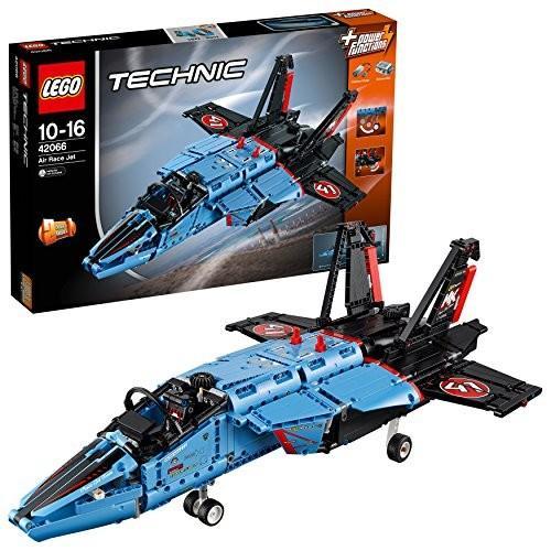 レゴ (LEGO) テクニック エアレースジェット 42066 新品