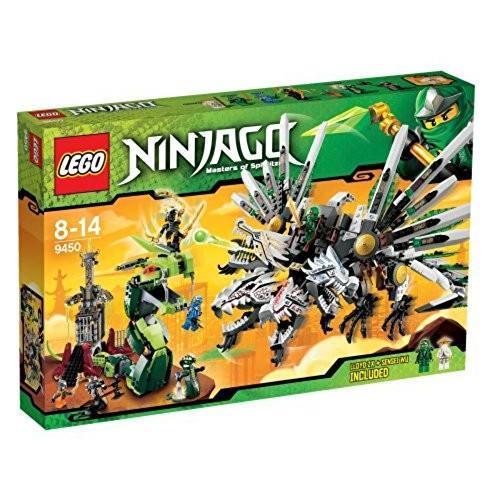 レゴ (LEGO) ニンジャゴー 激闘ドラゴン・バトル 9450 新品