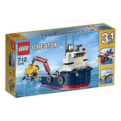 レゴ (LEGO) クリエイター 海洋調査船 31045 新品