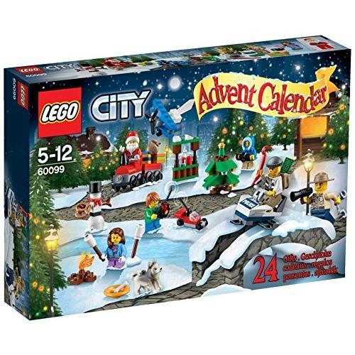 レゴ (LEGO) シティ レゴ (LEGO)(R)シティ アドベントカレンダー 60099 新品