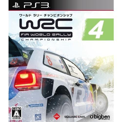 WRC 4 FIA ワールドラリーチャンピオンシップ - PS3 綺麗め 中古|zerothree
