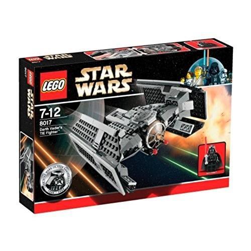 レゴ (LEGO) スター・ウォーズ ダース・ベイダーのTIEファイター 8017 新品