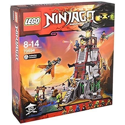 レゴ (LEGO) ニンジャゴー 決戦! 岸壁のライトタワーバトル 70594 新品