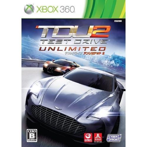 テストドライブ アンリミテッド2 - Xbox360|zerothree