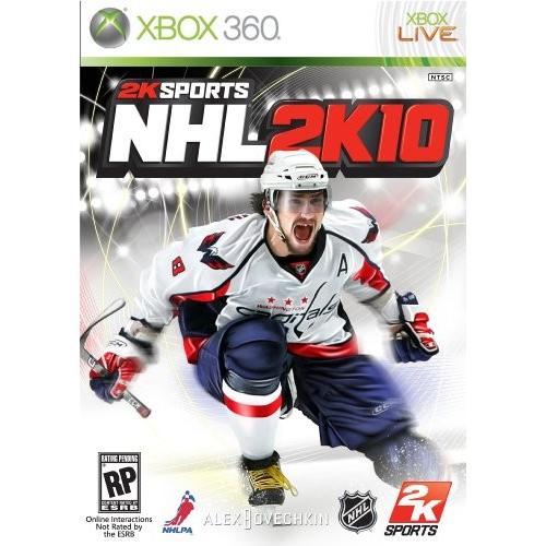 NHL 2K10 - Xbox360|zerothree