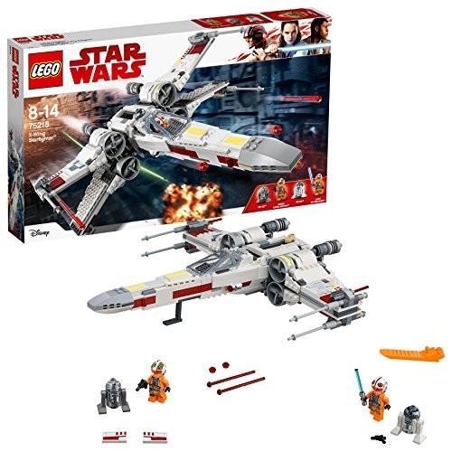 レゴ(LEGO)スター・ウォーズ Xウィング・スターファイター 75218 新品