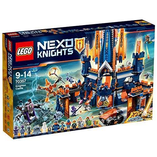 レゴ(LEGO)ネックスナイツ ナイトン城 70357 新品