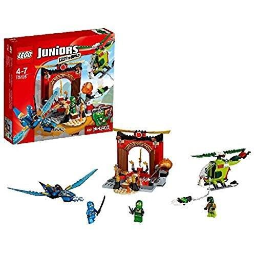 レゴ (LEGO) ジュニア ニンジャゴー空中決戦 10725 新品