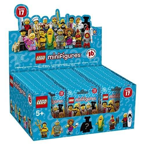 レゴ(LEGO)ミニフィギュア レゴ(R)ミニフィギュアシリーズ17 60パック入り 6175012 新品