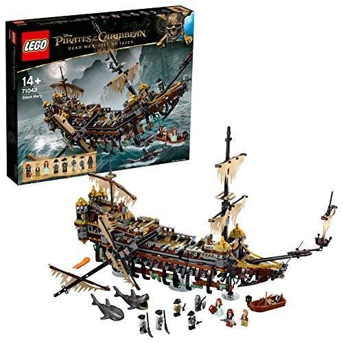 レゴ(LEGO)パイレーツオブカリビアン サイレント・メアリー号 71042 新品