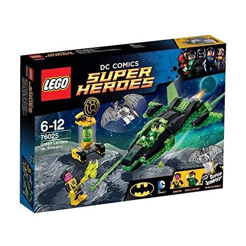 レゴ (LEGO) スーパー・ヒーローズ グリーン・ランタン vsシネストロ 76025 新品