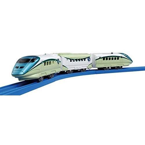 プラレール ぼくもだいすき!たのしい列車シリーズ E3系新幹線とれいゆ 新品