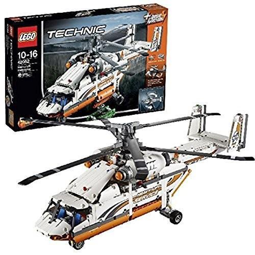 レゴ (LEGO) テクニック ヘビーリフト ヘリコプター 42052 新品