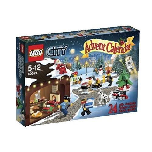 レゴ (LEGO) シティ・アドベントカレンダー 60024 新品