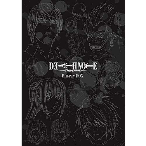 アニメ「デスノート」 Blu-ray BOX (7枚組) 中古