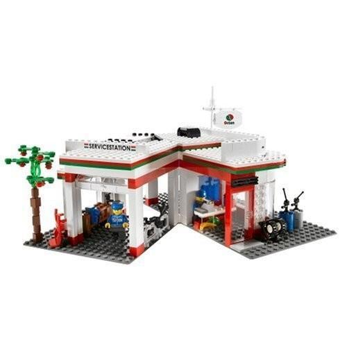 レゴ (LEGO) ハッピーバースデー レゴ (LEGO)ブロック! タウンプラン2008 10184 新品商品