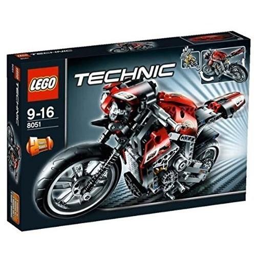 レゴ (LEGO) テクニック モーターバイク 8051 新品商品