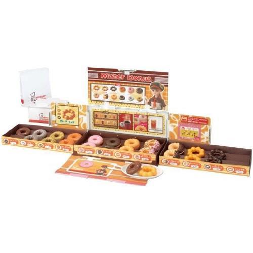 リカちゃん ミスタードーナツへようこそ 新品商品