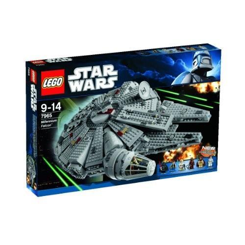 レゴ (LEGO) スター・ウォーズ ミレニアム・ファルコン 7965 新品商品