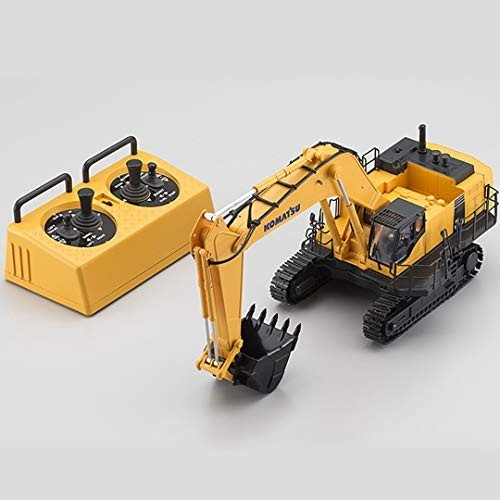 京商EGG 1/50 6ch IRC コマツ油圧ショベル PC1250-8 ハイグレードバージョン バンドB 新品商品