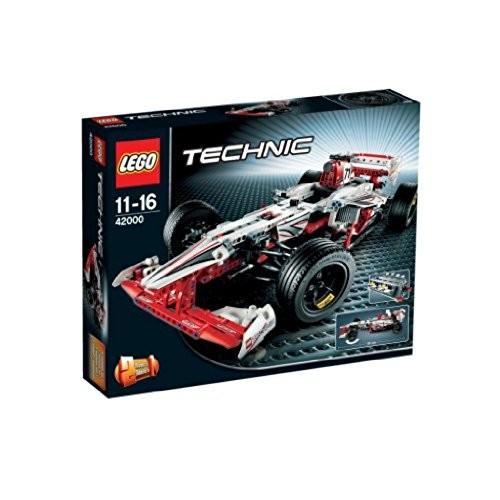 レゴ (LEGO) テクニック グランプリレーサー 42000 新品商品